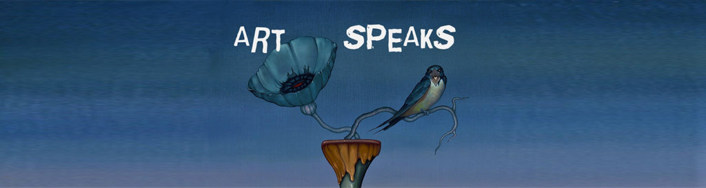 Art Speaks at artCentral