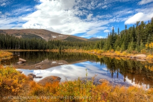 Rainbow Lakes1234 by Koral Martin