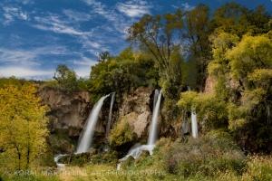Triple Beauty, Rifle Falls Colorado