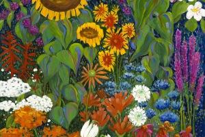 Native Flowers Of The Arkansas Territory