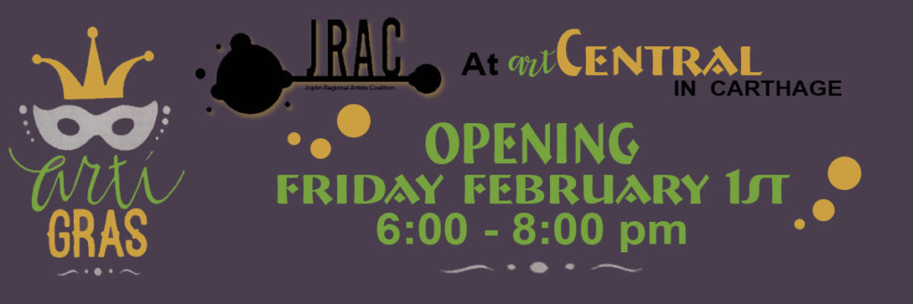 arti GRAS! at artCentral in Carthage