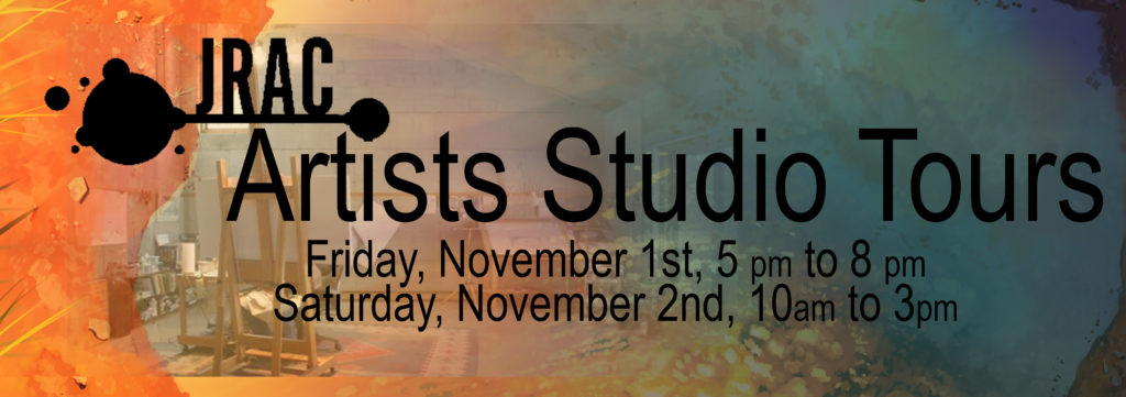 JRAC Artists Studio Tours