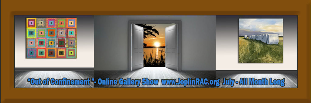 Out of Confinement Online Gallery Show